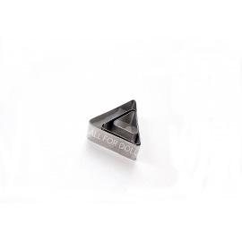 Вырубка ТРЕУГОЛЬНИК метал (3 части)