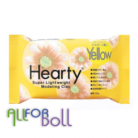 Hearty Yellow