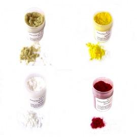 Бархатная пыльца (ворсовая пудра)