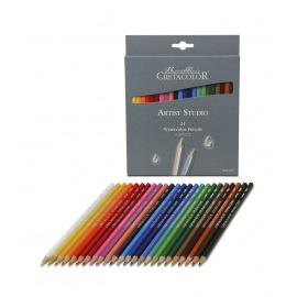"""Набор акварельных карандашей """"Artist Studio Line"""" 12 цветов"""