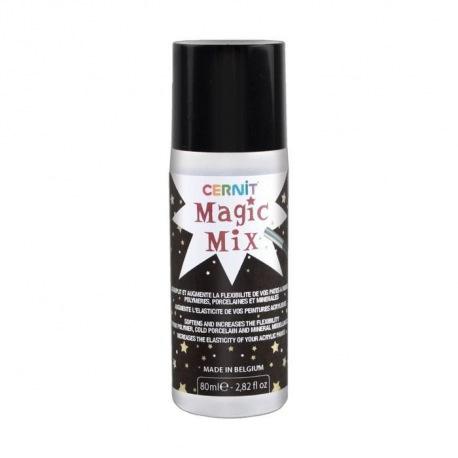 Размягчитель для полимерной глины Cernit Magic Mix 80 мл