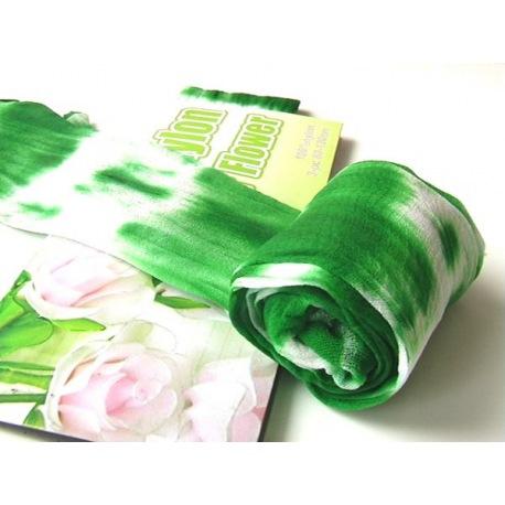 Капрон двухцветный, зеленый