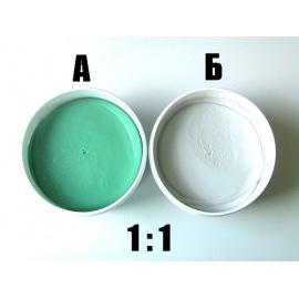 Силиконовая паста (0,45 кг + 0,45 кг)