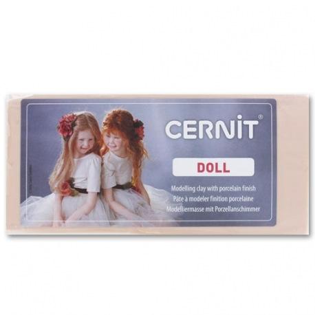 CERNIT Doll Collection 500 г. Телесный полупрозрачный