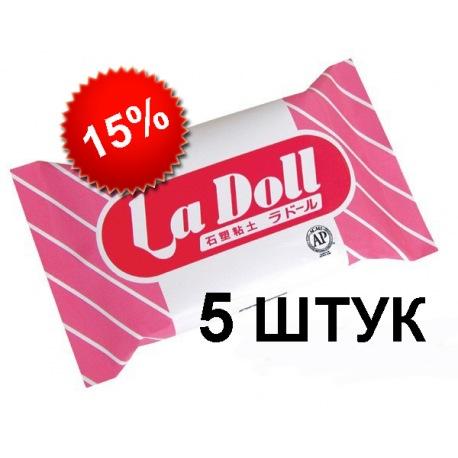 La doll 5 упаковок