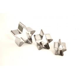 Вырубка ЗВЕЗДА металл (3 части)