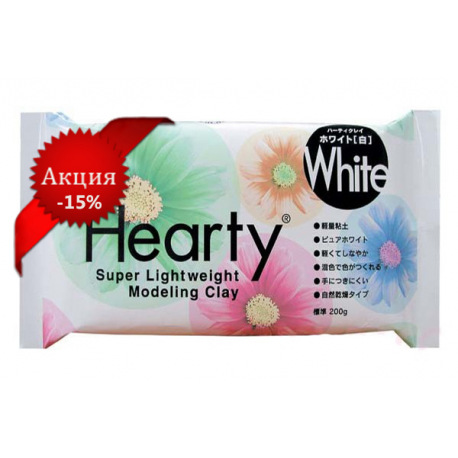 Hearty White, 200г