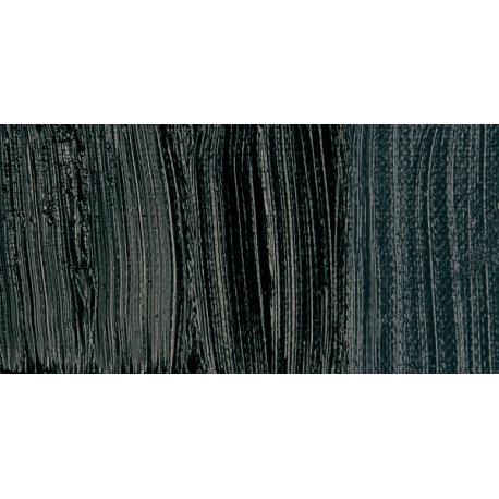 Масляная краска Winton, 37 мл, ламповый черный